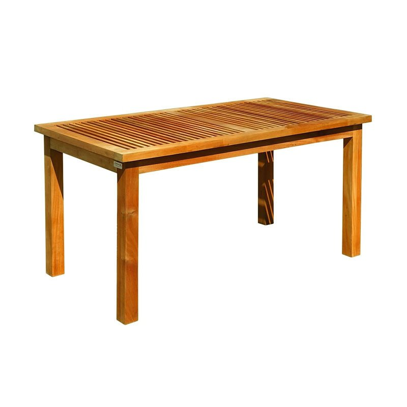 fuerte hardhouten tafel