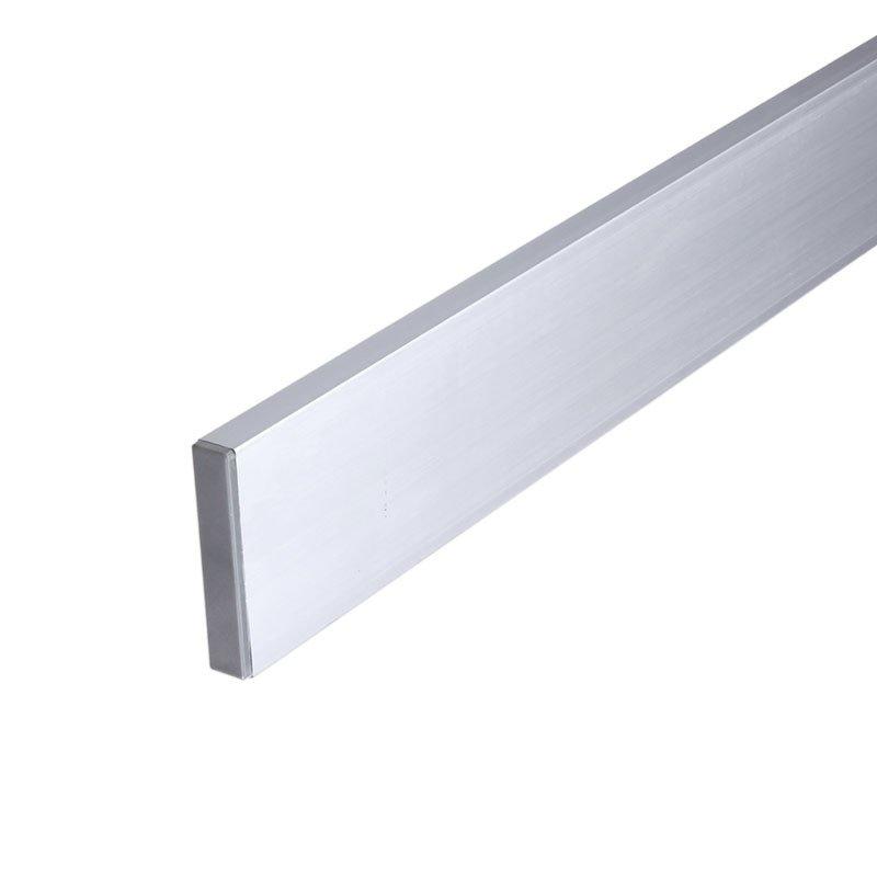 Aluminium ligger voor composiet plank 13 x 70 mm