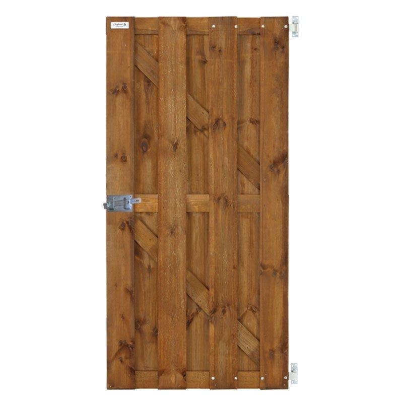 finch deur bruin xl