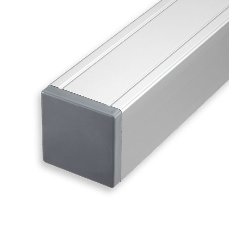aluminium tuinpaal
