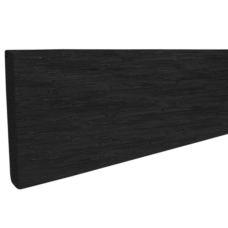 Eva-Last afdekprofiel 11 x 71 x 2200 mm. Type: Nero