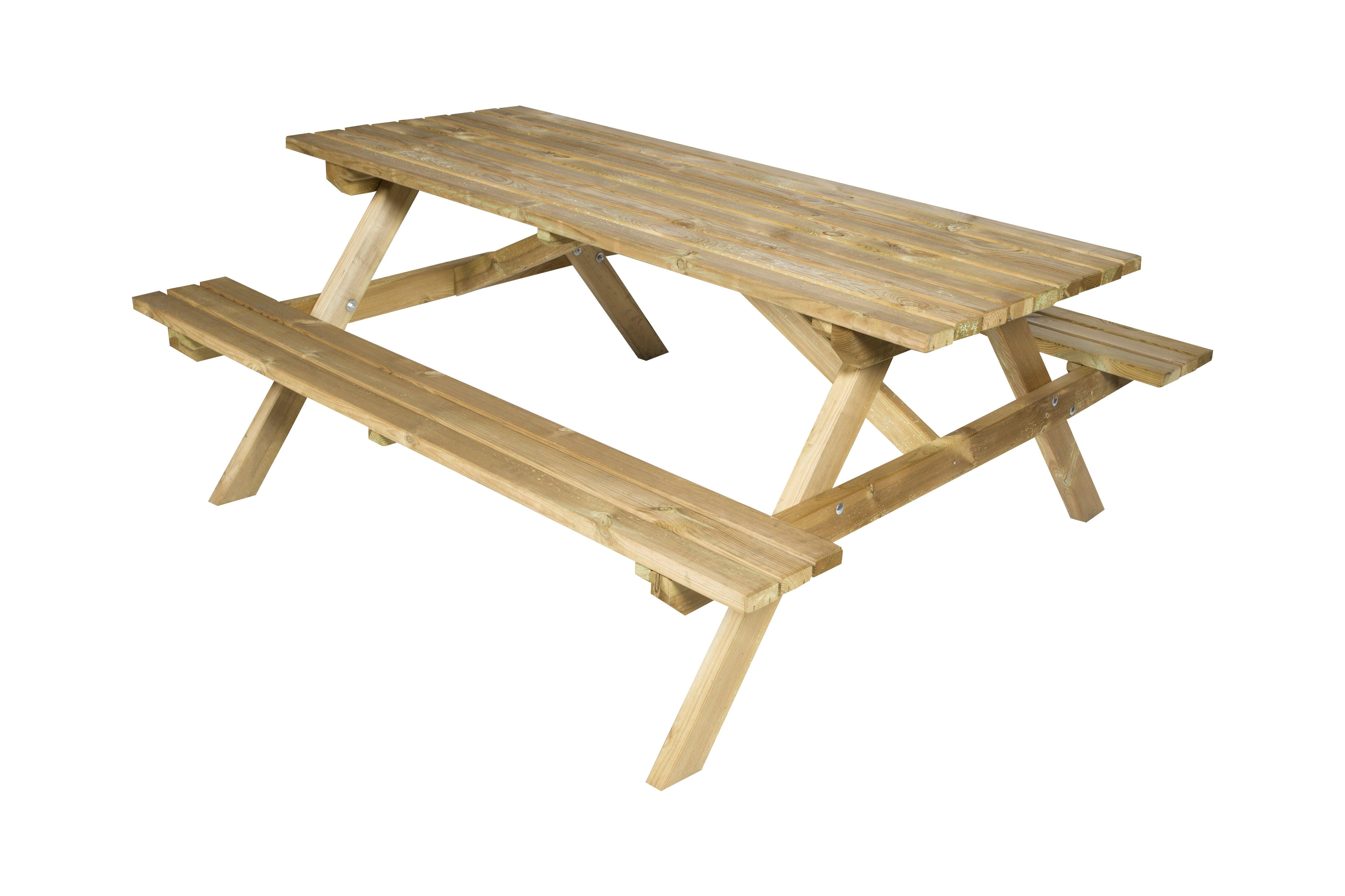 carpgarant picknicktafel