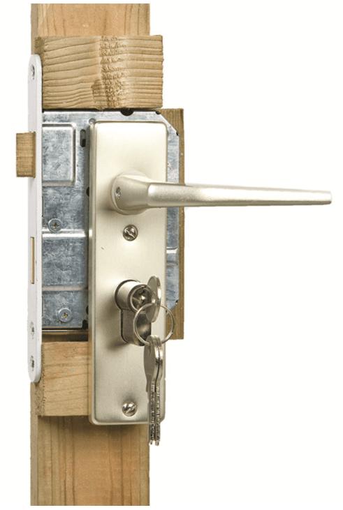 Eindplank grenen t.b.v. Solide deur