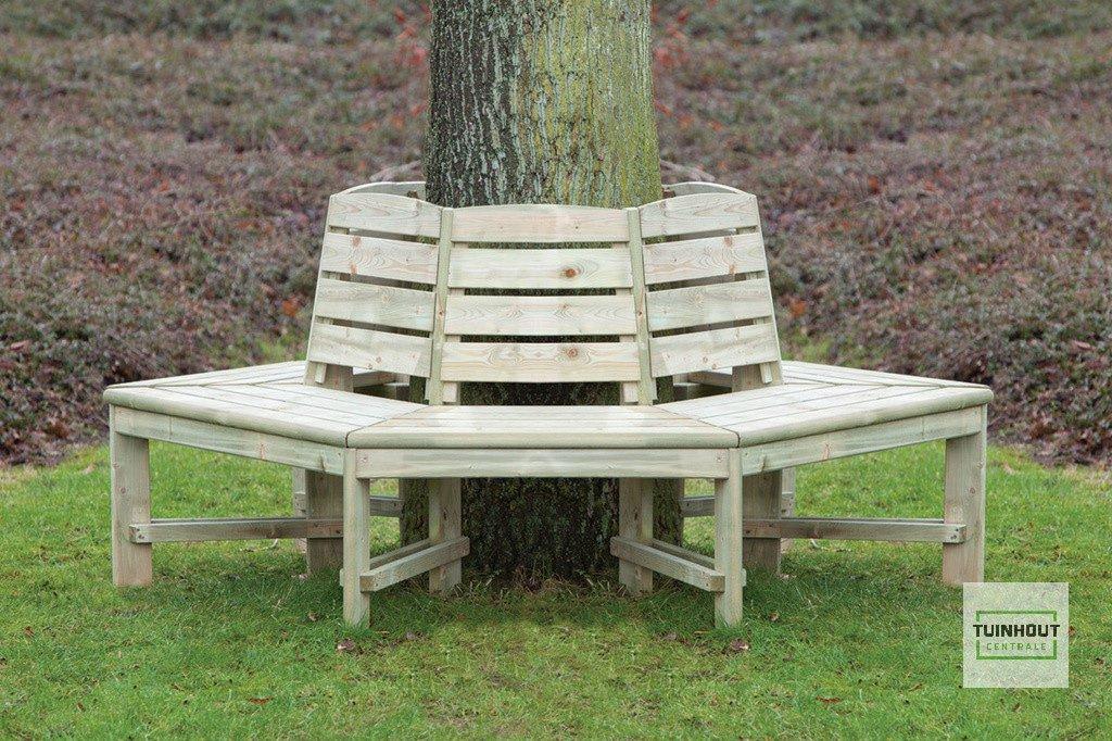 houten boombank