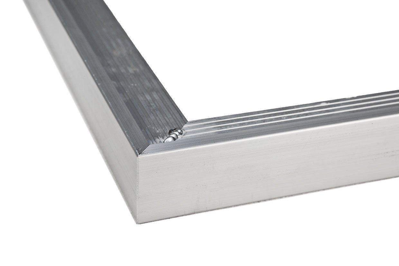 aluminium daktrim hoek