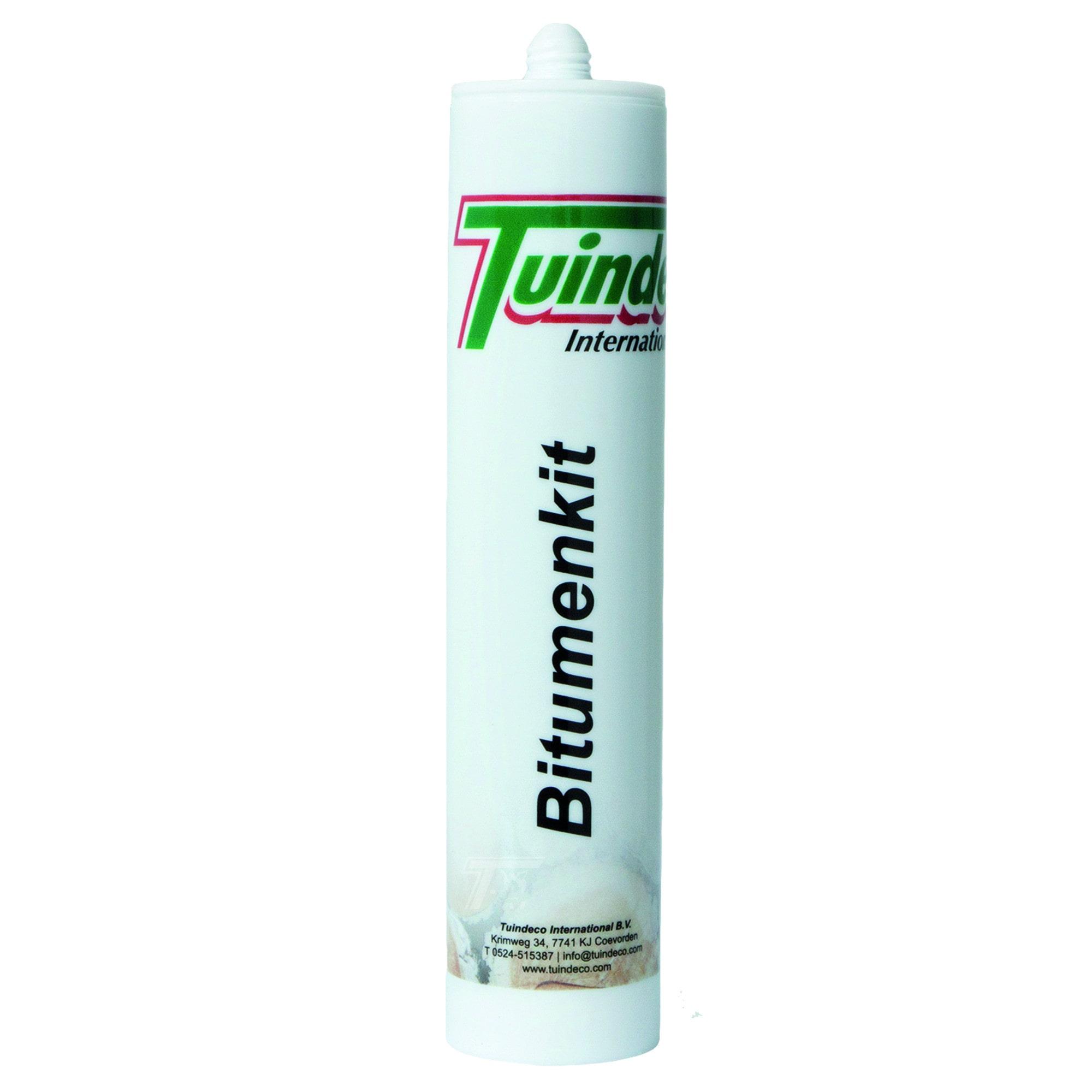 Bitumenkit voor dakschingles en dakleer. Type: 310 ml