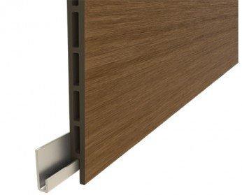 Aluminium Classic Start-profiel 0,7 x 25 x 200 cm Type: WEO® Classic