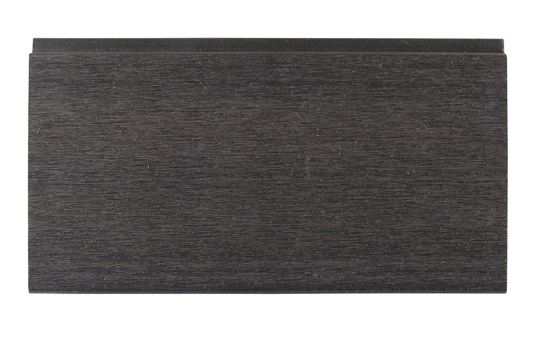 Composiet Fiberdeck  lamel 2.1 x 31 (30) x 178 cm. Type: Boston Multi Grey Dark