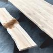 eiken hout bank