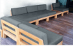 trinidad houten lounge